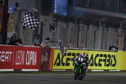 Картатий прапор для Джонатана Рея, Kawasaki Racing