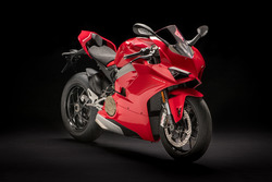 Präsentation: Ducati Panigale V4