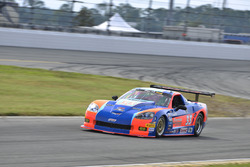 #33 TA Chevrolet Corvette: Daniel Urrutia Jr. of Ferrea Racing Components