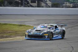 #7 TA Chevrolet Corvette: Claudio Burtin of Burtin Racing