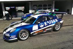 Der Porsche von Matthias Kaiser