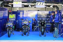 Valentino Rossi, Yamaha Factory Racing motos