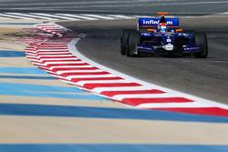 Диего Менчака, Fortec Motorsports