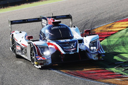 United Autosports Aragon test