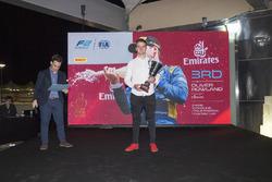 Cérémonie des awards FIA F2 et GP3 Series