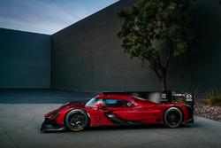 Motif Mazda Motorsports Team Joest RT24-P