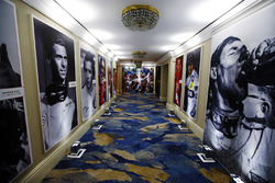 The corridor of champions - and Stirling Moss