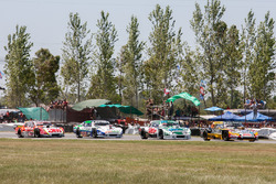 Facundo Ardusso, Renault Sport Torino, Carlos Okulovich, Maquin Parts Racing Torino, Santiango Mangoni, Dose Competicion Chevrolet, Mariano Werner, Werner Competicion Ford