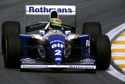 Айртон Сенна, Williams FW16