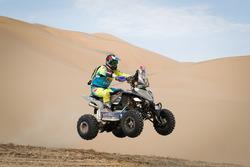 #245 Yamaha: Axel Dutrie