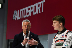 Derek Warwick and Dan Ticktum