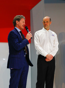 Malcolm Wilson talks to Henry Hope-Frost on the Autosport Stage