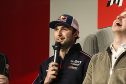 Andrew Jordan sull'Autosport Stage