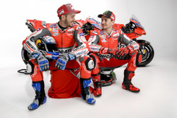 Team Ducati launch