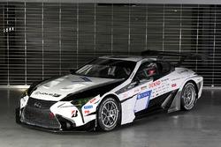 Präsentation: Lexus LC für 24h Nürburgring
