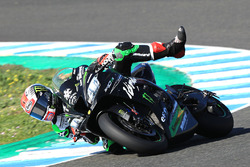 WSBK-Test in Jerez, Januar