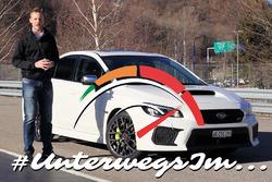 #UnterwegsIm… Subaru WRX STI