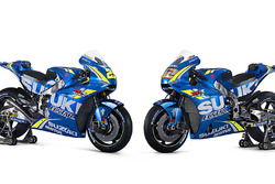 Suzuki Team launch