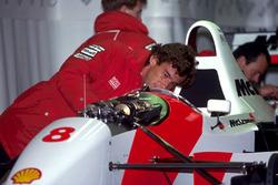 Ayrton Senna, McLaren Ford MP4/8.
