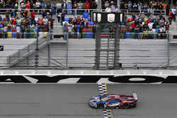 #67 Chip Ganassi Racing Ford GT, GTLM: Ryan Briscoe, Richard Westbrook, Scott Dixon takes the class win