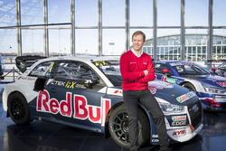 Mattias Ekström con su EKS Audi S1 quattro WRX