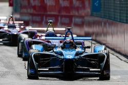 Sébastien Buemi, Renault e.Dams Sam Bird, DS Virgin Racing