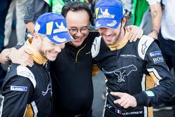 Jean-Eric Vergne, Techeetah, Andre Lotterer, Techeetah