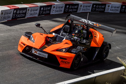 Petter Solberg in de KTM X-Bow Comp R
