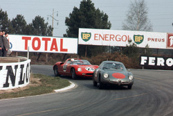 Romolo Rossi, Alfa Romeo Giulia SZ; John Surtees, Mike Parkes, Ludovico Scarfiotti, Lorenzo Bandini, Ferrari 250P