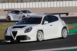 TCR-Test in Valencia, Februar