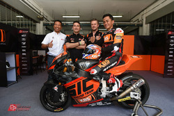 Launching SIC Racing Team 2018
