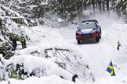 Андреас Миккельсен и Андерс Егер, Hyundai i20 Coupe WRC, Hyundai Motorsport