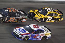 A.J. Allmendinger, JTG Daugherty Racing Chevrolet Camaro Erik Jones, Joe Gibbs Racing Toyota
