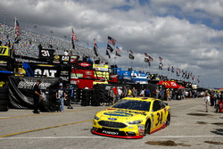 Майкл Макдауэлл, Front Row Motorsports Ford Fusion