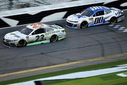 Gray Gaulding, BK Racing, Toyota Camry, Jeffrey Earnhardt, StarCom Racing Chevrolet Camaro