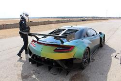 Annuncio CJ Wilson Racing