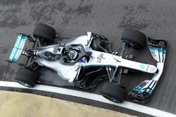 Mercedes AMG F1 W09 lansmanı
