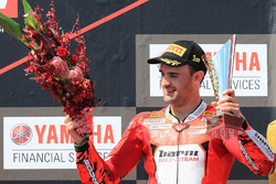 Podium: Tercero, Xavi Fores, Barni Racing Team