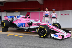 Force India F1 VJM11 launch
