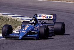 Стефан Йоханссон, Ligier JS31
