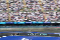 Жан-Эрик Вернь, Techeetah, Нельсон Пике-мл., Jaguar Racing, Антониу Феликс да Кошта, Andretti Formula E Team
