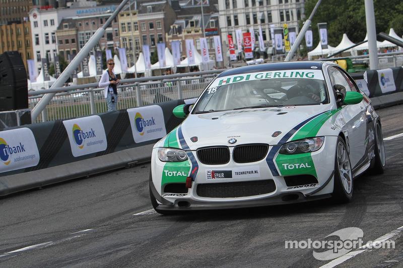 BMW racewagen