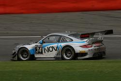 #34 Pro GT by Almeras Porsche 997 GT3 R: Philippe Giauque, Eric Dermont, Franck Perera, Morgan Moulin Traffort
