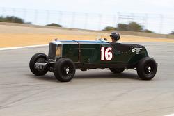 1935 Railton Light Sport Tourer Roadster