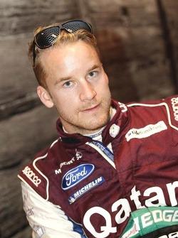 Mads Ostberg, Ford Fiesta RS WRC #4, Qatar M-Sport World Rally Team