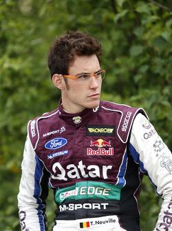 Thierry Neuvillel, Ford Fiesta WRC #11 Qatar World Rally Team