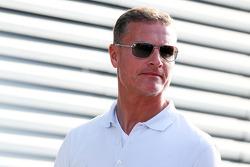 David Coulthard, da Red Bull Racing e comentarista da BBC