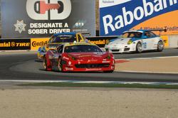 #61 R.Ferri/AIM Motorsport Racing with Ferrari Ferrari 458: Jeff Segal, Alex Tagliani