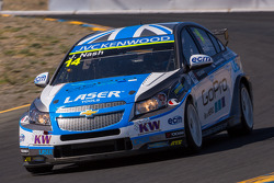 James Nash, Chevrolet Cruze 1.6T, bamboo-engineering