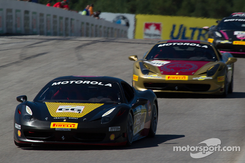 #66 Ferrari of Houston Ferrari 458: Ross Garber